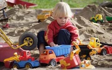 اللعب وعلاقته بالتفكير الإبداعي عند الأطفال