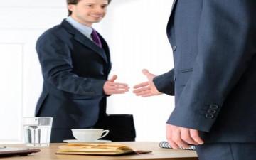 إستراتيجية مقابلات العمل