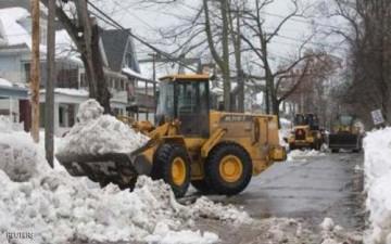 غرب نيويورك يستعد لذوبان الجليد