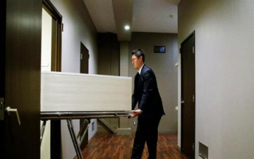 «سوسو».. فندق للجثث باليابان