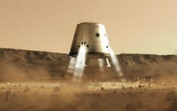 الاف الناس يتوجهون للعيش على المريخ إلى الابد