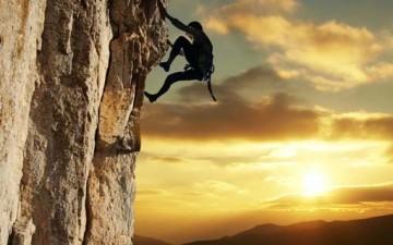 صعود الجبال مهمتي أنا
