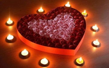 جمال القلب في منحك الحب للآخر