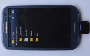 تطوير قارئة ذواكر لأجهزة أندرويد التي لا تدعم بطاقات MicroSD