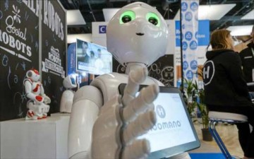 الروبوتات تحل محل المعلمين قريباً