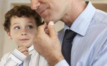 سلوك الوالدين وتأثيره التربوي على الطفل