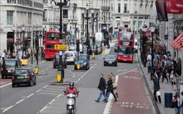 شارع أوكسفورد الأعلى تلوثاً في العالم