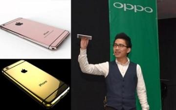 شركة صينية تنافس أبل بهواتفها الذكية