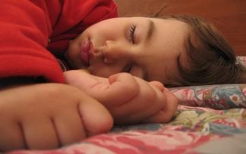 إضطرابات النوم الليلي لدى الأطفال