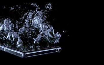 سوني تُلمح إلى هاتف جديد مقاوم للماء