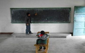 مدرسة صينية.. لتلميذ واحد