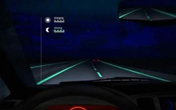 الطرق السريعة في هولندا تضيئ من دون كهرباء