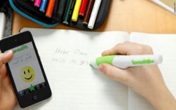 قلم ينبه المستخدم عند إرتكاب أخطاء إملائية